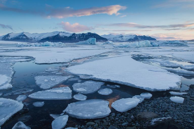 Топенето на ледовете увеличава концентрацията на метан