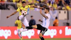 Аржентина и Колумбия не се победиха в контрола
