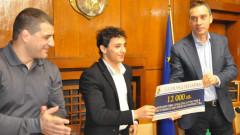 Армен и Едмонд Назарян бяха избрани за треньор и спортист на февруари