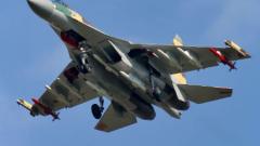 Руските ВВС получават над 150 самолета и хеликоптера