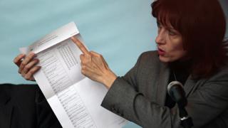 Софийската бюлетина най-дълга за кметския вот