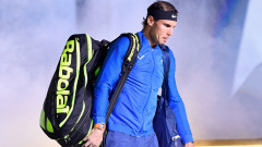 Рафаел Надал отказа участие на турнира в Базел