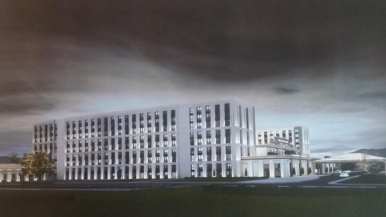 Снимка: Вторият най-голям хотел в България ще бъде в Свиленград