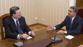 """Барозу в София с тур между """"Дондуков"""" 1 и 2"""