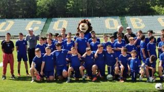 """Турнирът """"Синя Академия"""" в Кюстендил подпомогна 14-годишния Теодор Велинов"""