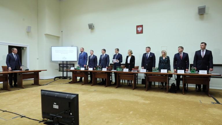 Един от най-големите финансови скандали в Полша завърши с тежки присъди