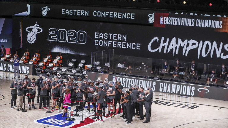 Маями Хийт се класира за финалите в НБА