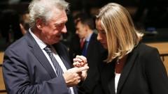 ЕС спасява ядрената сделка с Иран и се притеснява от посредничеството за КНДР