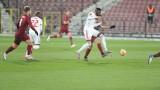 ЦСКА и Лудогорец се засякоха при завръщането си в София