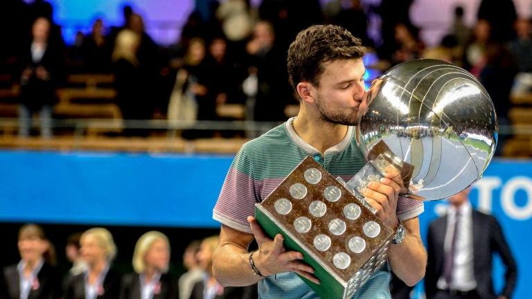 След големите турнири в Китай, тази седмица най-добрите тенисисти се