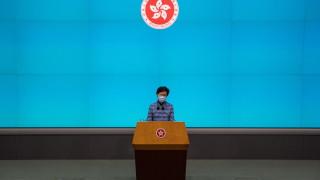 Икономиката на Хонконг с най-голямото свиване в историята си
