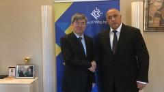 Борисов благодари на китайския посланик за издирването на Боян Петров