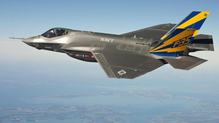 Още една европейска държава избра супер изтребителите F-35