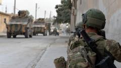 Пентагонът: Турция сама да се справя със зоната за сигурност в Сирия