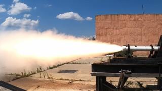 Успешно приключи изпитването на барутни ракетни двигатели в Стара Загора