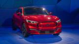 За да остане конкурентен: Ford намали цената на Mustang Mach-E