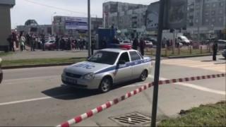 """""""Ислямска държава"""" пое отговорност за нападението в руския град Сургут"""