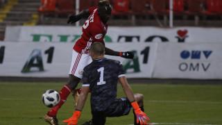 Гамбия се отказа от нападател на ЦСКА