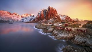 10-те най-красиви града на Норвегия