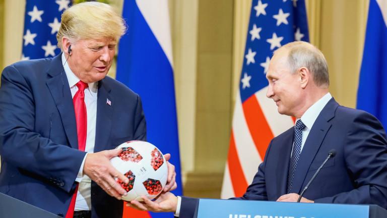 Путин спечели мача и в Хелзинки