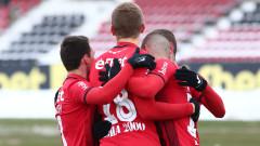 Локомотив (София) с нова важна крачка към завръщането си в елита