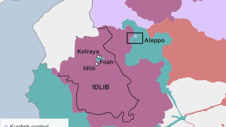 Евакуацията в Сирия не протича нормално, страните се обвиняват взаимно