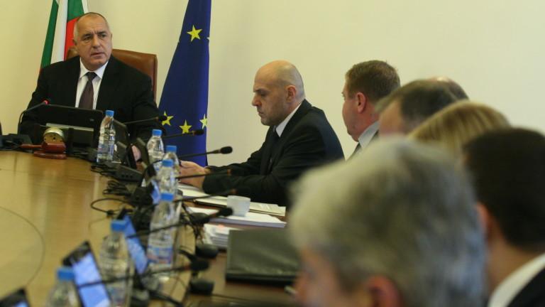 Борисов напомня, че е-управлението на никого няма да се размине