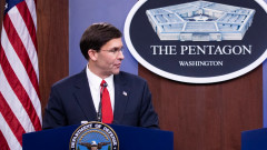 Еспър: САЩ ще трупа сили към новите членове на НАТО и увеличава бойната способност