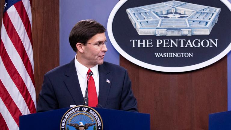 САЩвъзнамерява допълнително натрупване на сили на източния фланг на НАТО,