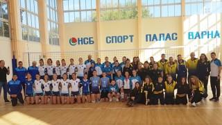 Марица (Пловдив) спечели категорично международния турнир във Варна