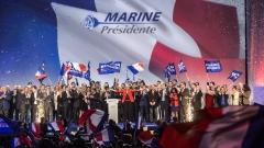 """Марин льо Пен се закани да се бори с """"дивашката глобализация"""""""