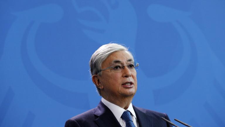 Казахстан е изправен пред политически реформи