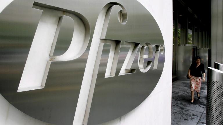 САЩ платиха $1,95 млрд. за 100 млн. ваксини от Pfizer и BioNTech