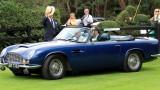 Принц Чарлз, един Aston Martin на вино и еко колите на британския кралски двор