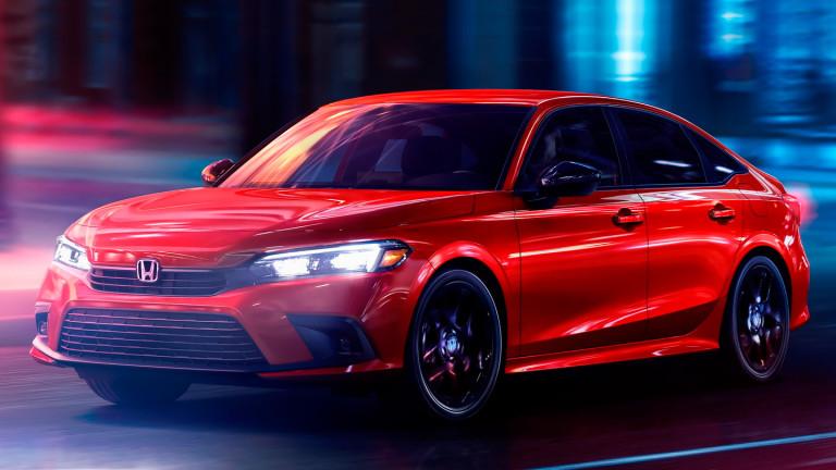 Honda представи новия Civic
