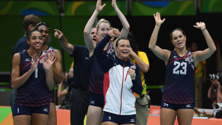 САЩ не допуснаха изненада в женския волейбол
