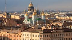 Русия строи жп линия между Москва и Санкт Петербург за $24 милиарда