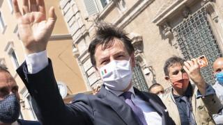 И Италия с рекорден срив на икономиката заради коронавируса
