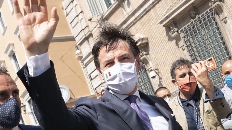 Правителството на Италия рекордно популярно