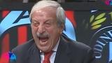 Неописуема радост - Тициано Крудели полудя след триумфа на Милан (ВИДЕО)