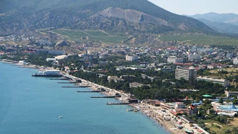 В Русия предупреждават Украйна да не добива газ край бреговете на Крим