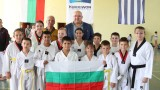 """Министър Кралев посети тренировъчен семинар по таекуондо, част от проекта """"Джи до куан – пътят на чистия ум"""""""