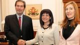 Караянчева отчете красноречивите доказателства за увеличен брой туристи у нас