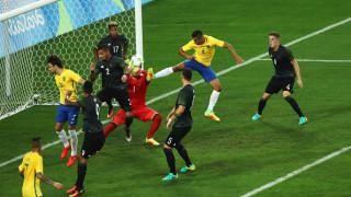 Германия с резервите срещу Бразилия
