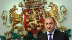 Румен Радев масово одобряван, парламентът с много нисък рейтинг