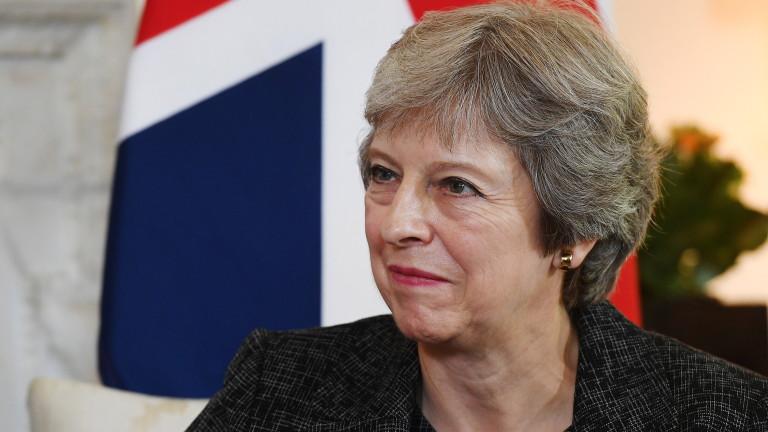 Мей отхвърли призивите за втори референдум за Брекзит