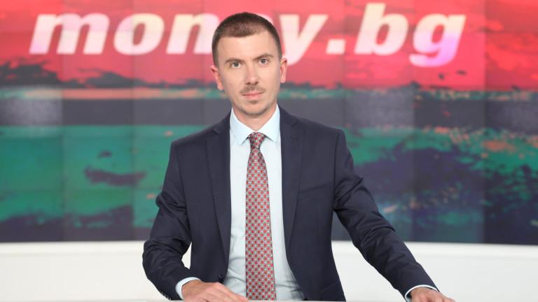В предаването Money.bg, на 10 октомври от 16:30 часа ще