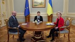 Брюксел увери Украйна: ЕС се опитва да осигури доставки на газ за страната