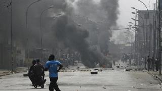Последен ултиматум за президента на Кот д'Ивоар