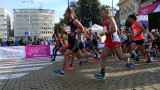 Двама мароканци спечелиха Софийския маратон